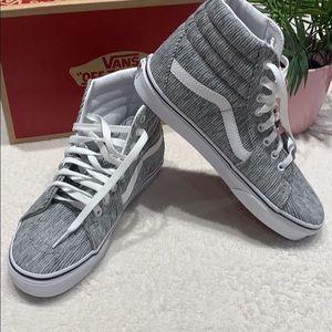 "🌸 Vans ""Sk8 Hi"" High Top Sneakers 🌸"